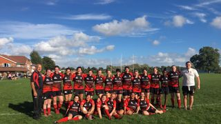 Battersea Ironside Ladies v. London Welsh Ladies