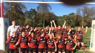 London Welsh Women match report - Havant, Home, 16/09/18