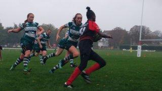 London Welsh Women match report - Guernsey Ladies, Home, 14/10/18