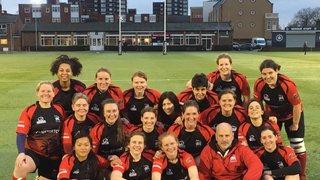 London Welsh Women match report - Rosslyn Park, Away, 25/11/2018