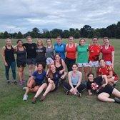 London Welsh Women hit the ground running