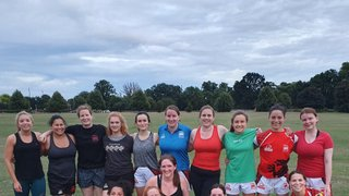 London Welsh Women hit the ground running