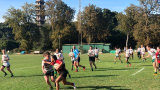 London Welsh Women match report - Barnes Home, 15/09/19