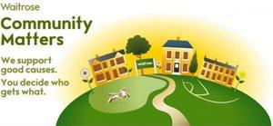 Waitrose Community Matters Green Token Scheme - LONGSTOCK