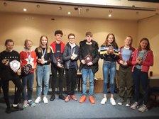 AHC's Junior Award Winners 2018/19