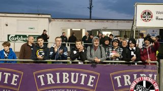 Truro City v Frome Town (H) - 26th November 2016