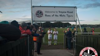 Truro City v Eastbourne Borough (H) - 22nd October 2016