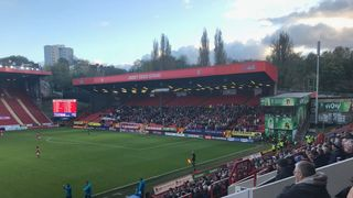 Charlton Athletic 3 Truro City 1 (Emirates FA Cup first round) (05.11.2017)