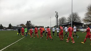 Hungerford Town 0 Truro City 1 (18.11.2017)