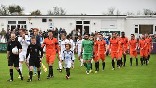 Truro City v Dartford (11.11.2017)