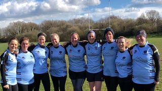 Ladies Touch Tournament at Fareham Heathens