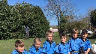 U8s have fun in the sun at Winchester