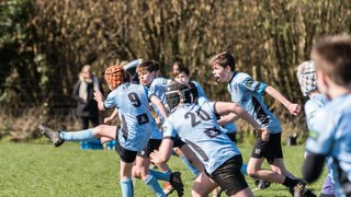 Fordingbridge U13s lose against Vectis