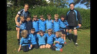 Minis travel to New Milton for first Festival of the season