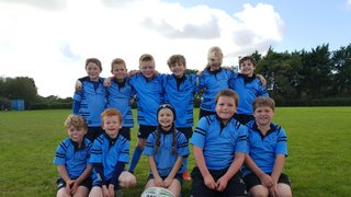 U10s have success in their first festival of the season