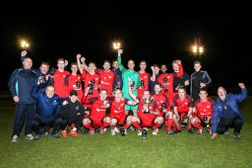 Cup Final Reached!