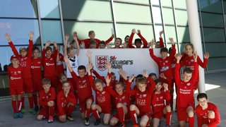 Under 11 St George's Park weekend