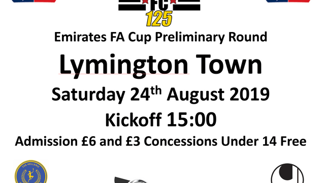 Another FA Cup game!