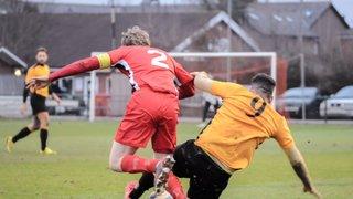 Three Bridges 1st vs Crawley Down 13.1.18