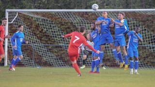 Three Bridges 1st vs Crawley Down 26.4.18