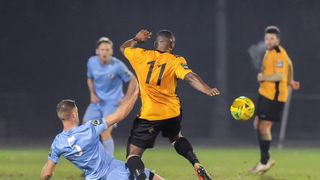 1st beat Horsham 2 - 1