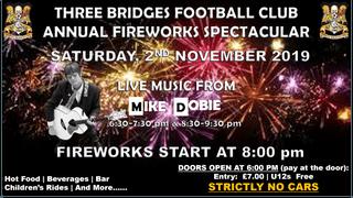 Annual Fireworks Display 2019