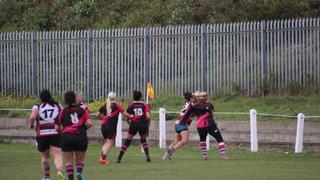 Rovers Ladies V Ashfield