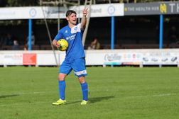 Cemal Ramadan back at Bury Town