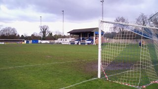 Under 23's win at Hertford Town