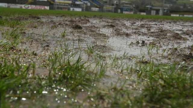 Under 23's home match with Enfield Postponed