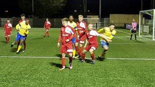 U23's go down at Coles Park