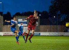 Bury Town 4 Leyton Orient Under 18's 3