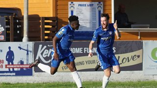 Striker Cruise Nydazayo joins the Blues