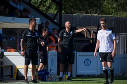 Ben delighted with his sides recovery against Cambridge City