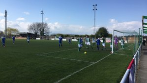 Blues remain top of the table after Wakering win