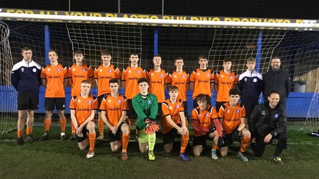 Young Blues Share Six Goals In Friendly With Histon