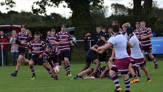 Under 17 colts Newcastle vs Wirral