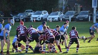 Newcastle U18 vs Wilmslow U18