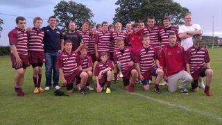 Wirral U15 Stellar Group Tournament 2012