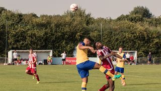 Bowers v AFC Hornchurch (27/08/16)