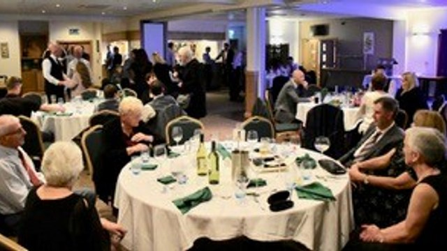 Annual Club Dinner - Friday 12th November