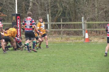 Scoring another try