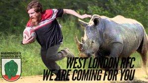 Haringey Rhinos v West London