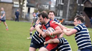 Top of table clash ends in loss for Newton Stewart