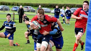 Newton Stewart battle hard for victory over Ardrossan