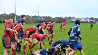 Hard loss for Reds at Ardrossan