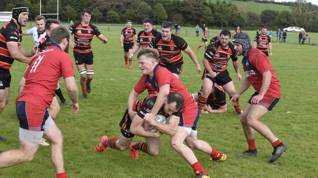 Tough match for Reds against Stewart's Melville