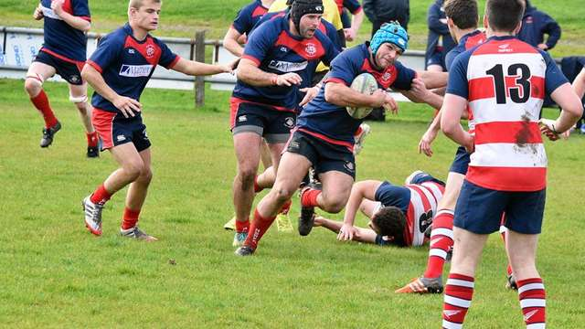 Home win for Reds against Peebles