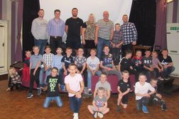 U10 Presentation Night