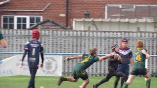 U10's v Hunslet Club Parkside 5.10.19